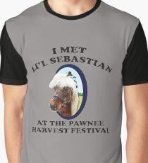 Li'l Sebastián Grafik T-Shirt
