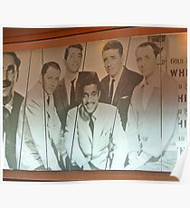The Rat Pack Sailed, Too! Poster