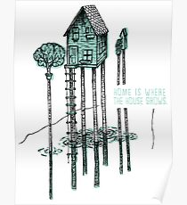 House, Home Poster