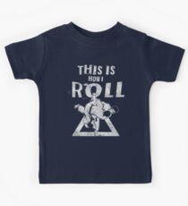 Jiu Jitsu Shirt für BJJ Liebhaber Kinder T-Shirt