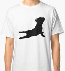 """""""Französische Bulldogge Yoga"""" Coole Yoga Bulldogge Classic T-Shirt"""