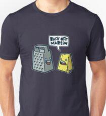 Back Off Martin! Unisex T-Shirt
