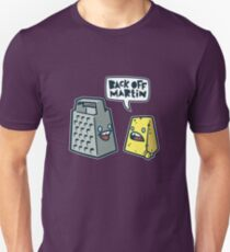 Back Off Martin! Unisex T-Shirt