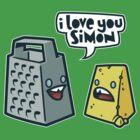 I Love You Simon by hammo