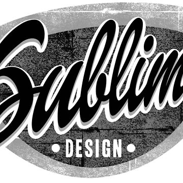 Sublime Retro t-shirt by TheMaker