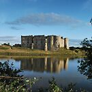 Carew Castle by Paul Gibbons