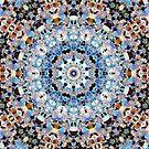 Mosaic mandala by Costa100