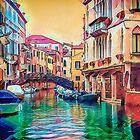 A Venetian Kaleidoscope by Brian Tarr