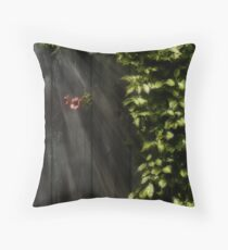 Protect Me With Your Warmth Throw Pillow