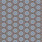 Mosaic circle pattern by Costa100