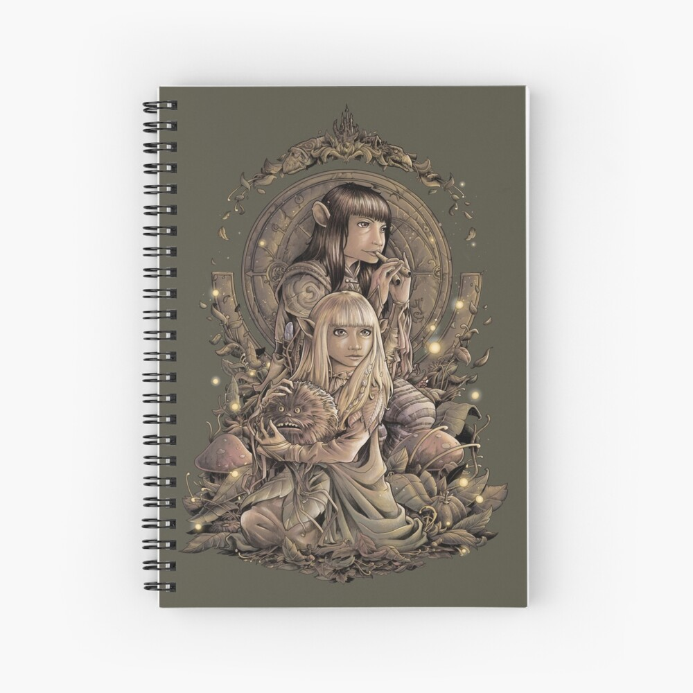 The Great Conjunction Spiral Notebook