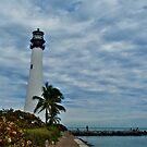 Cape Florida Lighthouse by photorolandi