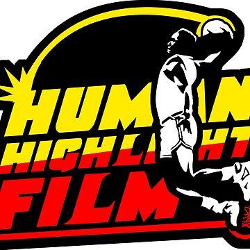 The Human Highlight Film by drazgon