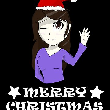 Jaiden Animations Merry Christmas by AYmanee