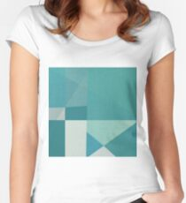Lakeshore Women's Fitted Scoop T-Shirt