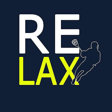 Funny Lacrosse T Shirt Gift for LaX lovers & Players  by KiRUS