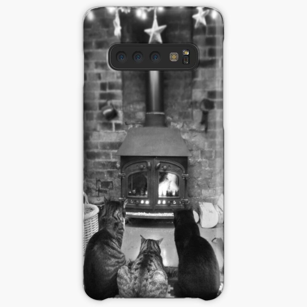 Fireside Heaven Samsung Galaxy Snap Case