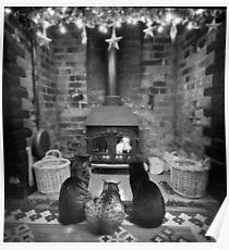 Fireside Heaven Poster