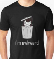 Jaiden animations I'm awkward Unisex T-Shirt