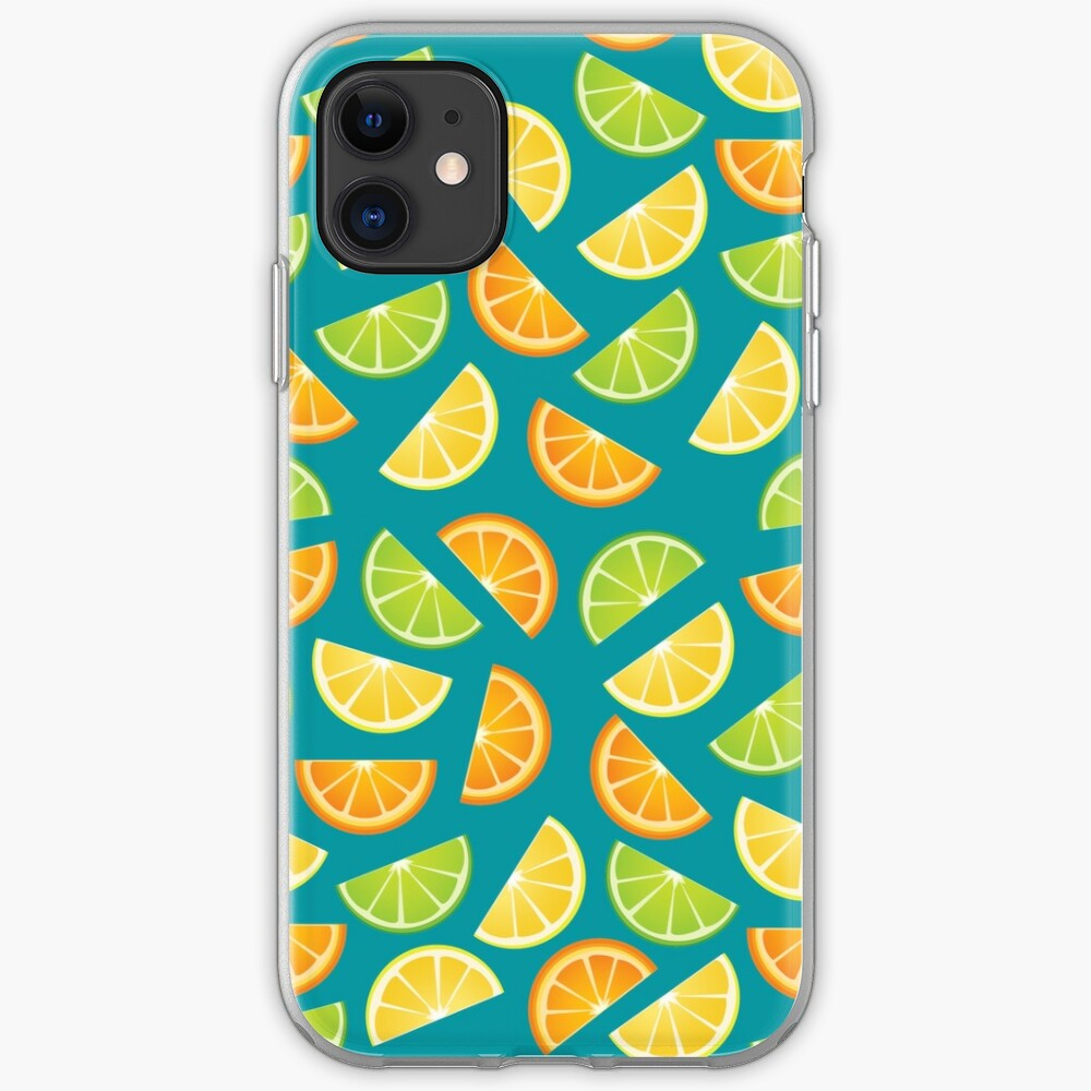 Lemons, Limes and Oranges iPhone Case & Cover