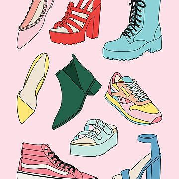 Shoe paradise by Elebea by elebea