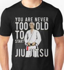 Grandpa - BJJ Jiu Jitsu and MMA T Shirt Unisex T-Shirt