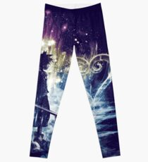 a path to the heart Leggings