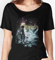 a path to the heart Women's Relaxed Fit T-Shirt