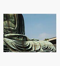 Buddha's hands Photographic Print