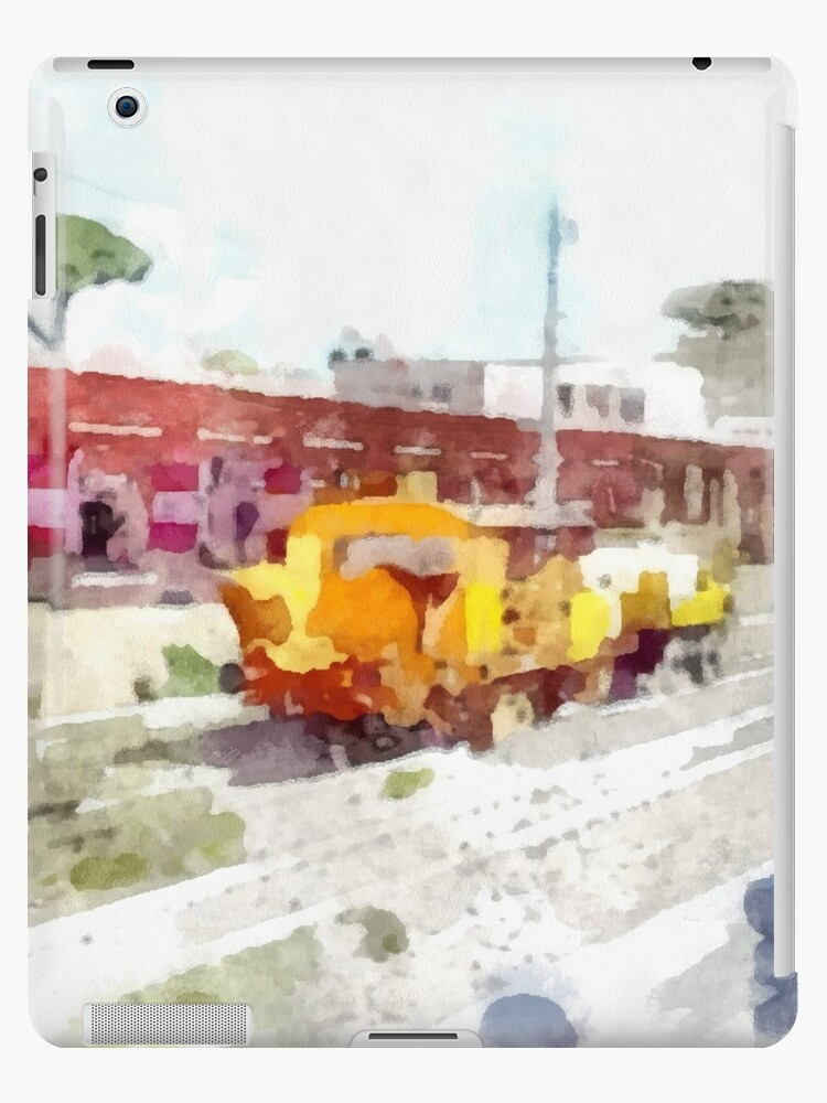 Train station by Giuseppe Cocco