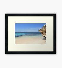 Rottnest Island - Western Australia Framed Print