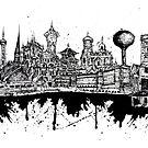 Composed Cityscape by ZachHoskin