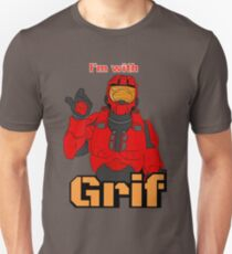 I'm with Grif T-Shirt