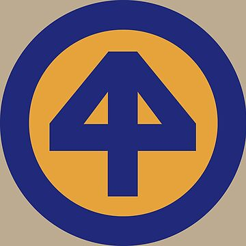 44th Infantry Brigade Combat Team (United States) by wordwidesymbols