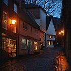 Elm Hill, Norwich by Beverley Barrett