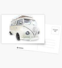 VW Postcards