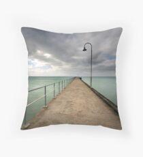 Dromana Pier Floor Pillow