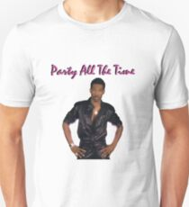 Party All The Time #1 Slim Fit T-Shirt