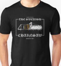 THE SWEDISH CHAINSAW - Boss HM-2 Unisex T-Shirt