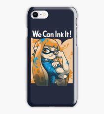 We Can Ink It! iPhone Case/Skin