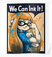 We Can Ink It! Poster