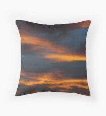 Firy December Sunset Floor Pillow