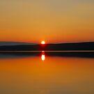 Sunset at the Lake by John Kelly Photography (UK)