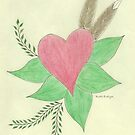 Heart and Feathers by Ruth Evelyn