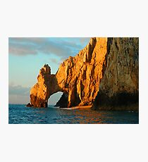 Lover's Arch Land's End Cabo San Lucas Photographic Print