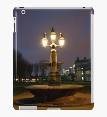 Greenwich fountain iPad Case/Skin