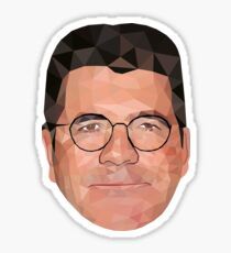 Simon Cowell Sticker