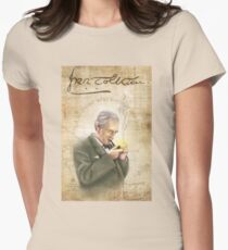 J.R.R. Tolkien - Not all those who wander are lost Women's Fitted T-Shirt