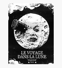 A Trip to the Moon (Le Voyage Dans La Lune)  Photographic Print