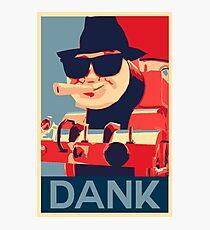 Thomas the Dank Engine Photographic Print